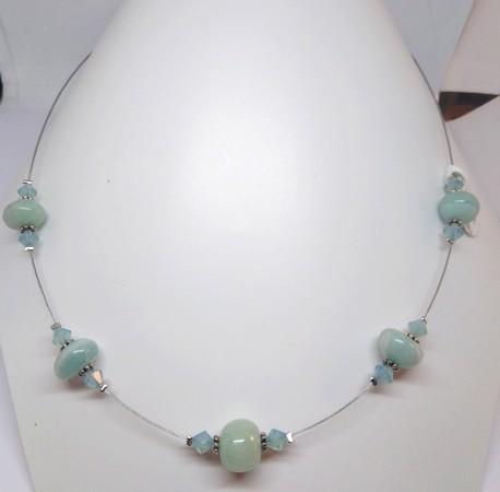 collier amazonite